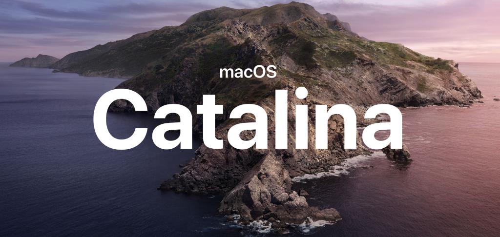 macOSアップグレード Catalina